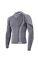Мужская термокофта Hanna Style Haster Merino Wool 8  S-M Темно-серый h0219, КОД: 1347699
