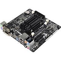 Материнская плата ASRock J4205-ITX Integrated CPU Pentium J4205 HDMI, DVI, VGA Mini-ITX, фото 1