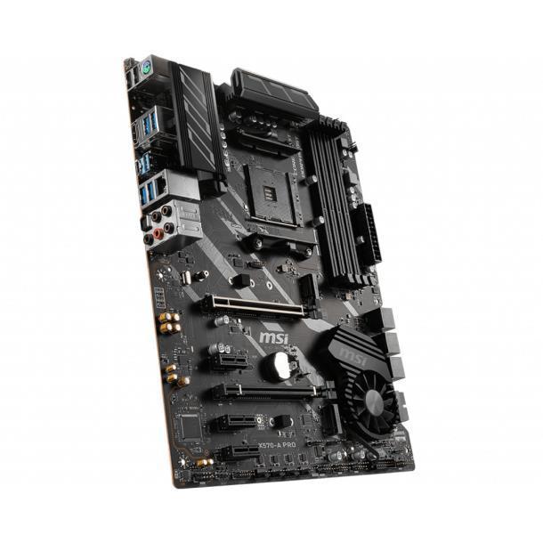 Материнская плата MSI X570-A PRO Socket AM4