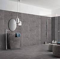 Кафельная плитка для ванной Ateler / Этелер 25x75, Индия. Фотографии интерьера