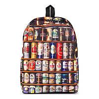 Оригинальный городской рюкзак Cool Cat (пиво)