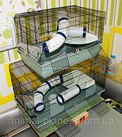 Вольер-клетка для хорьков, шиншил, кроликов, ежиков и др. грызунов №10