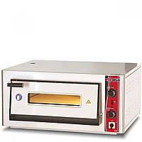 Печь для пиццы SGS РО 6868 Е односекционная с термометром