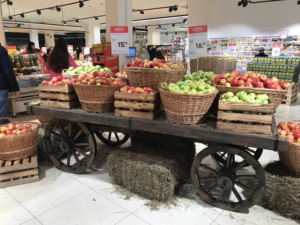 Корзина для овощей и фруктов