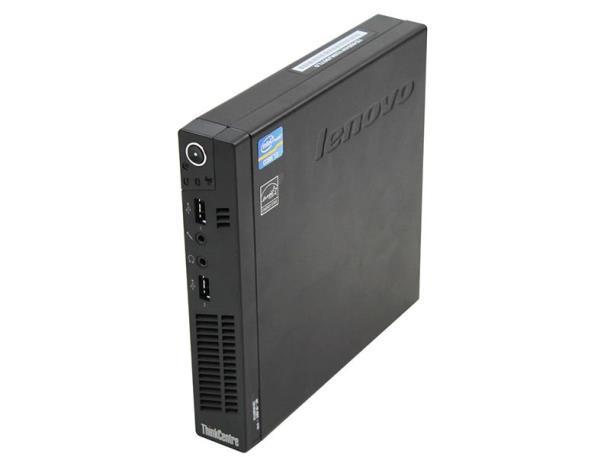 Мини-компьютер Lenovo ThinkCentre M72e i3-2120Т/DDR3 4Gb/SSD 240Gb/WindowsPro (MT-M 3264-4B9)