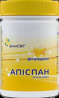 Аписпан (250 гр) –  продукты пчеловодства и лекарственные растения для сердечно – сосудистой и нервной систем