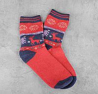 Женские зимние носки, шерстяные носки, теплые  носочки, розмер 36-41, фото 1