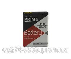 """Батарея / Акумулятор """"PRIME"""" Nokia BL-4C (100% ємкість)"""