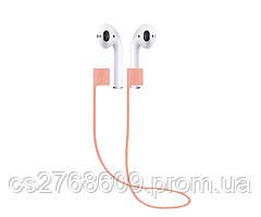 """Air Pods Iphone 7/HBQ I7 """"High Copy"""" (pink)"""