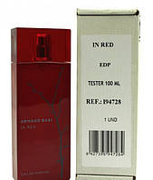 Женские духи Tester - Armand Basi In Red Parfum 100 ml реплика