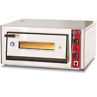 Печь для пиццы SGS РО 9262 Е односекционная с термометром