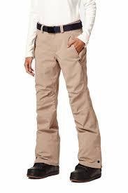Лыжые штаны O`neill Beige Star Snowboard Ski Pants (размер M)