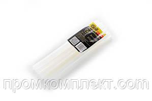 Клей стержневой прозрачный 11.2мм*200мм. (12шт.) СИЛА