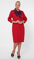 Платье большого размера VP98, фото 1
