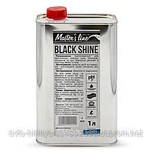 """Очисник-кондиціонер для шин (на силіконовій основі) """"Black Shine""""/1л."""