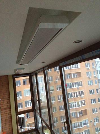Отопление балкона, фото 2