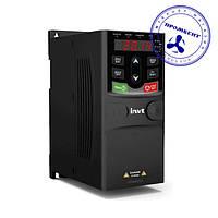 Преобразователь частоты INVT GD20-2R2G-S2 (220В, 2,2кВт)