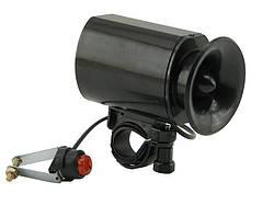 Електронний гудок для велосипеда SB-205, 6 мелодій