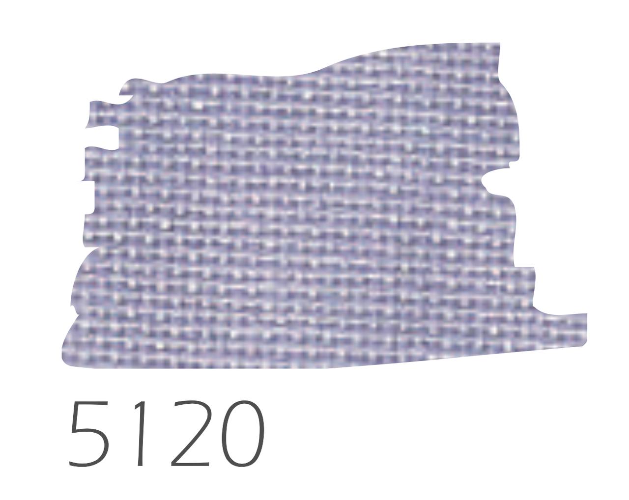Тканина Zweigart (Murano Lugana) Мурано Лугана 32 ct - світло-фіолетовий