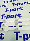"""Лід підсвічування для телевізора LG 32 """"А1В1 7 LED 3V алюміній 6916L-1438A, фото 2"""