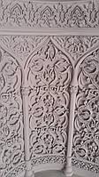 Гипсовая лепнина  - барельеф,декор стен,декор интерьера,лепнина гипсовая