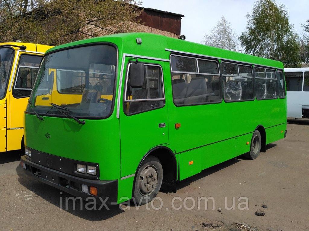 Восстановительный ремонт автобусов Богдан А091
