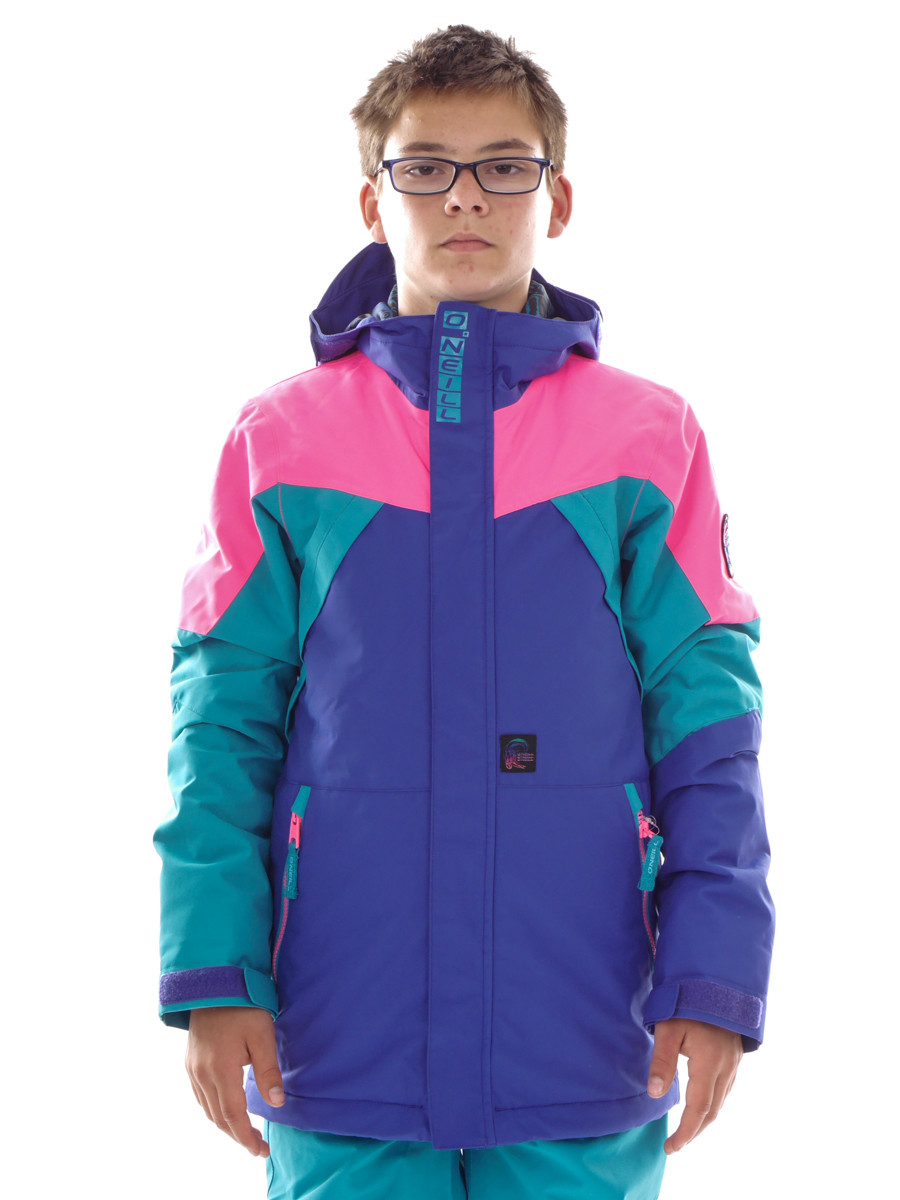 Лыжная куртка O`neill SKI JACKET BLUE X-TREME (размер 152см)