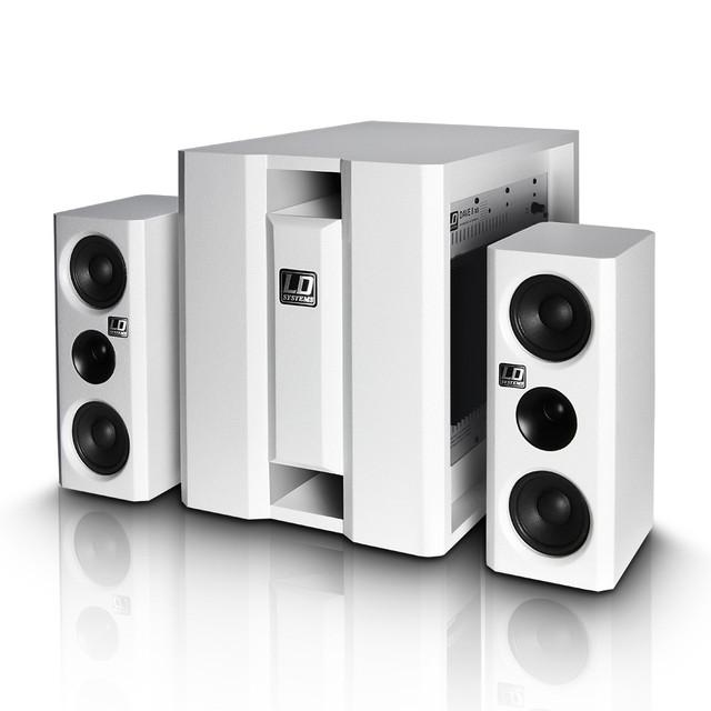 Комплект акустических систем LD Systems DAVE8XSW