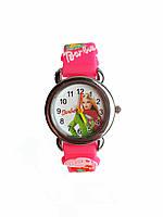 Часы детские Barbie-182 Розовые BR-182, КОД: 111957