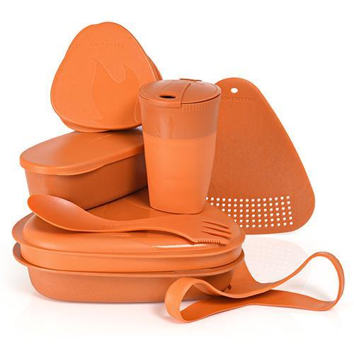 Набор посуды Light My Fire MealKit BIO rustyorange 2413610310