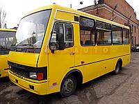 Кузовной ремонт автобуса Эталон, фото 1