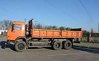 Автотранспортні послуги а/м КАМАЗ 45144