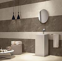 Керамическая плитка для ванной Etania / Етения 25x75, Индия. Фотографии интерьера