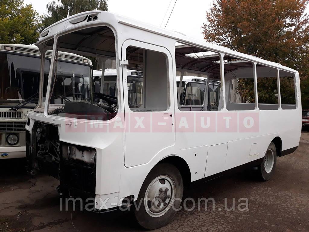 Капитальный  ремонт автобусов ПАЗ
