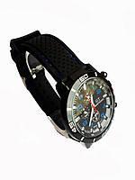 Часы мужские кварцевые GТ-200BL Черный, КОД: 111890