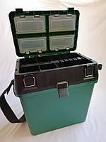 Ящик зимний рыболовный 36х24х38 см