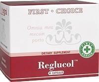 Reglucol™ (60) Реглюкол: сахарный диабет, норма сахара в крови, сахар в крови,обмен веществ