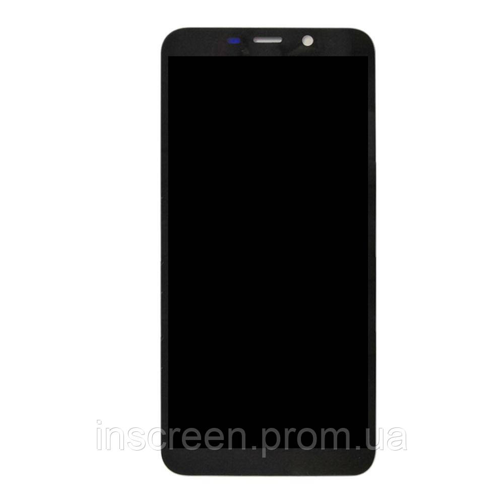 Дисплей Meizu C9 з сенсором (тачскрін) чорний