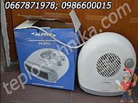 Электрический тепловентилятор Alpari 1,5 кВт, фото 1