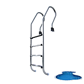 Сходи Emaux Mixta NSF415-SR (4 сходинки) для басейну
