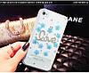 """Lenovo A536 оригинальный PC прозрачный чехол панель накладка для телефона со стразами камнями """"STARMORES"""", фото 6"""