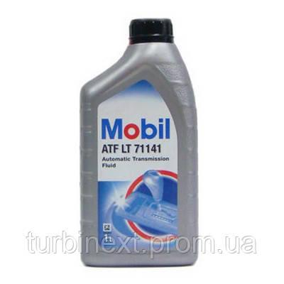Масло трансмиссионное ATF LT 71141 1л MOBIL ATF LT71141 1L
