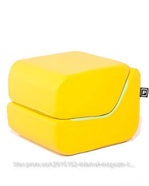 Пуф-диван трансформер БамблБи размер стандарт