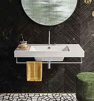 Итальянская раковина для ванной 1250x500 Catalano New Zero 1125ZEUP00