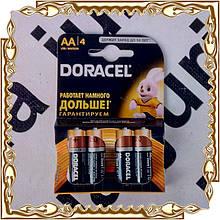 Батарейка Doracel R06 1.5V на планшете (80 шт./уп.)