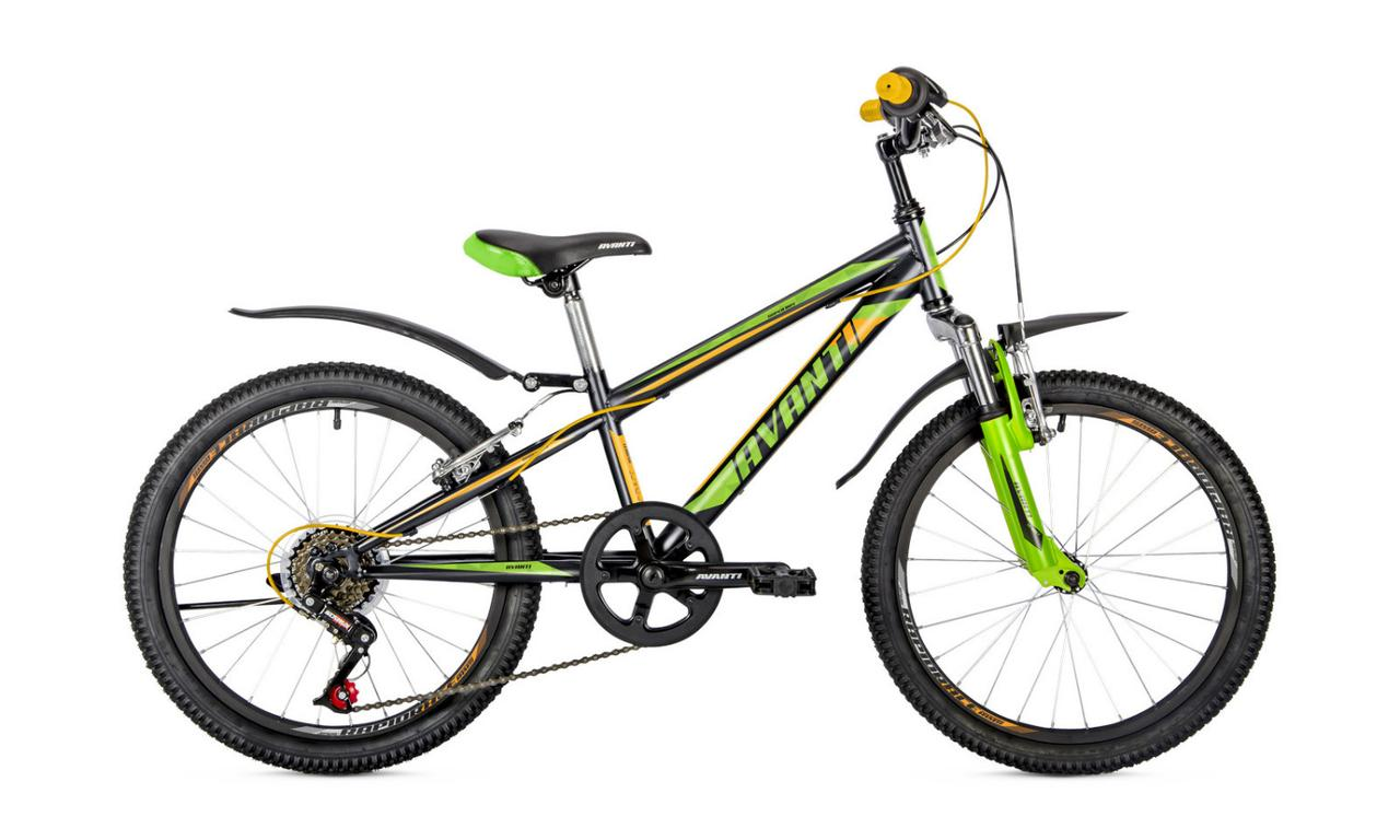 Велосипед 20 Avanti Super Boy v-brake steel