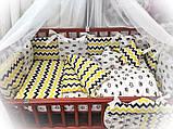 Постільний набір в ліжечко Bonna Elite Бонна Еліт, фото 10