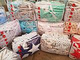 Постельный набор в кроватку Bonna Elite Бонна Элит, фото 9