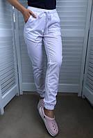 Медицинские штаны на манжетах