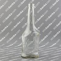 Бутылка коньячная 0,5 л №4 20 штук